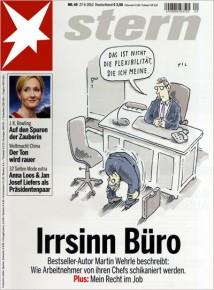 stern – Irrsinn Büro