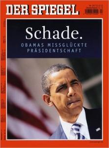 Der spiegel schade obamas missgl ckte pr sidentschaft for Spiegel nachrichtenmagazin